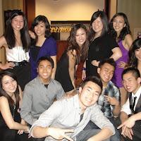 Blur Spring Venue Party 2010