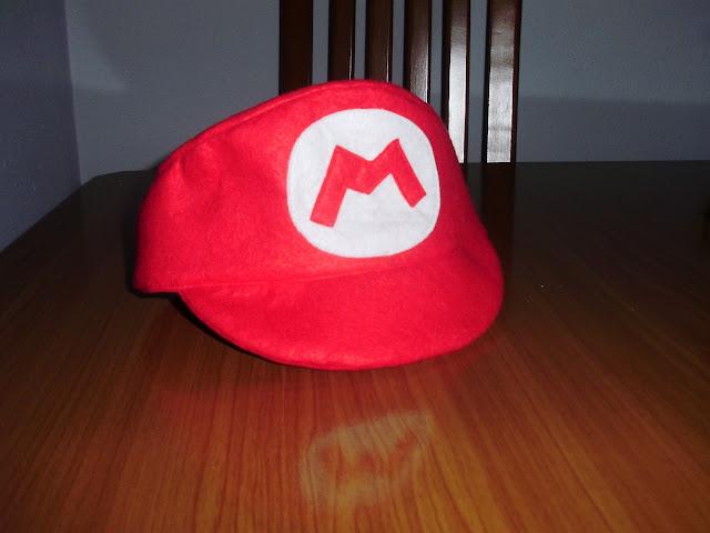 Moldes para gorra de Mario Bros - Imagui