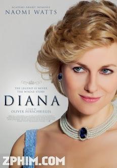 Công Nương Diana - Diana (2013) Poster