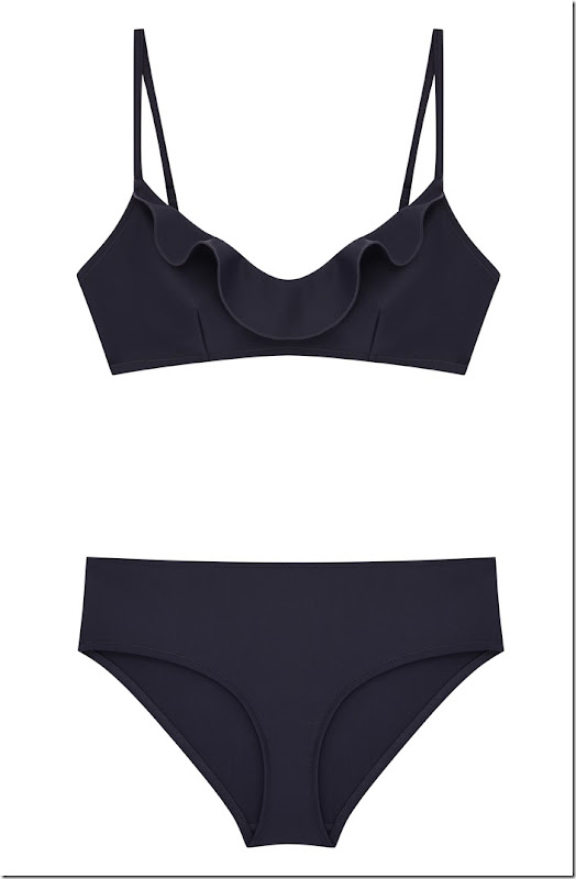 COS SS17_Dark blue bikini_1