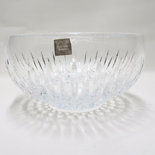 Monique Lhuillier Waterford Crystal Arianne 9 Inch Bowl