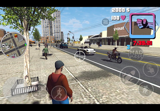 Mad Crime Town Wars Two Islands 1.21 screenshots 2