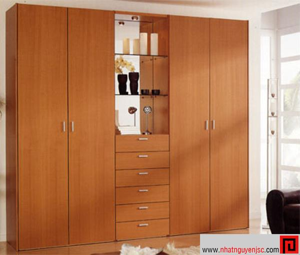 Tại sao nên mua tủ quần áo gỗ công nghiệp
