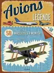 50 avions de légende