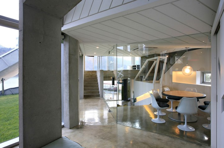 Quality modern interior