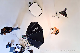 Photo: BTS with Valia