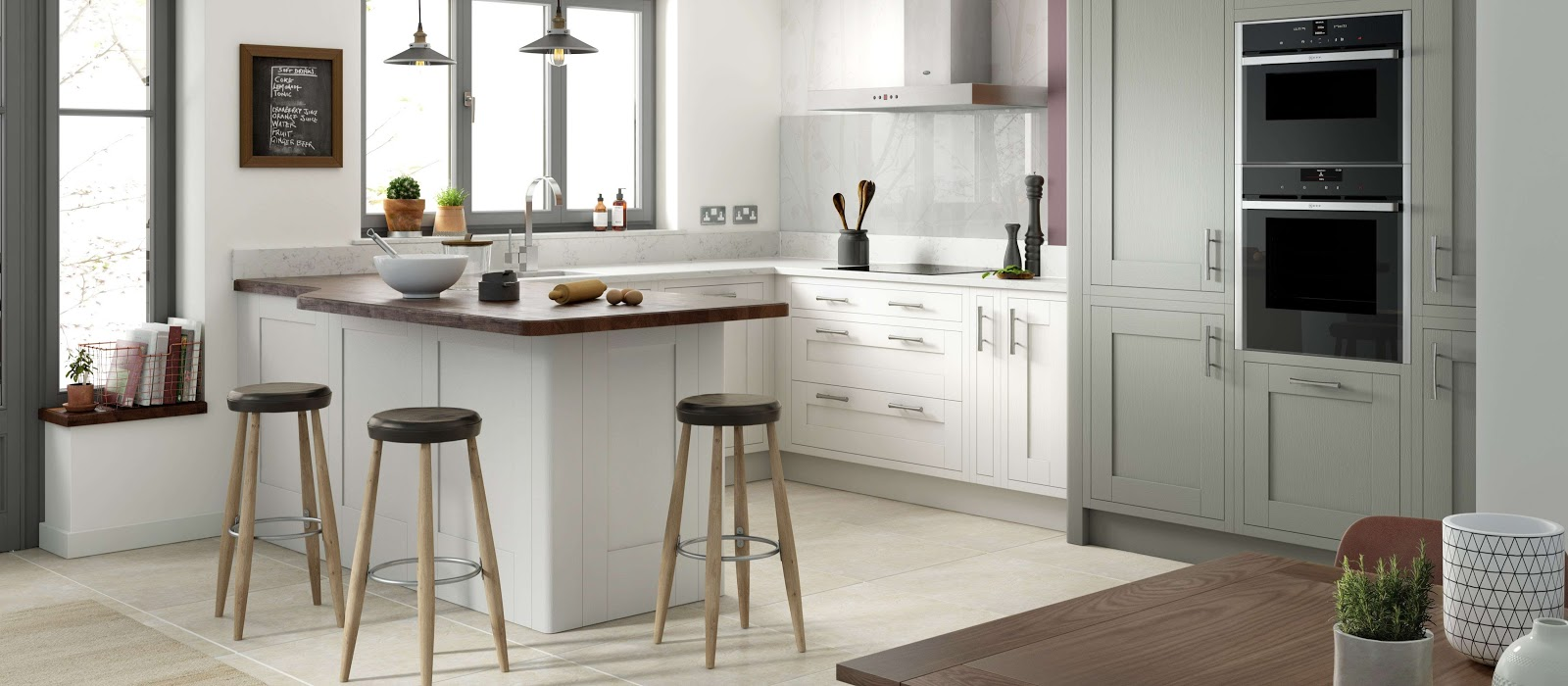 Magna Traditional range | Heart Kitchens
