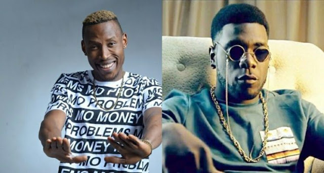 """Mr 2kay's Manager Insists """"Armed Robbers Were Sent By Burna Boy"""""""