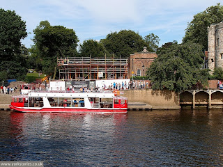 4 Sept 2013, engine house development from across the river
