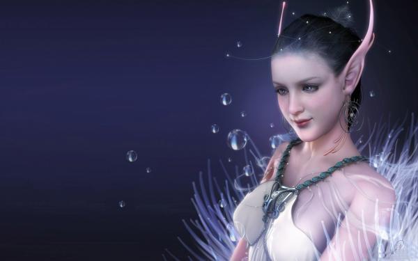 Elf Princess Wallpapers, Elven Girls 2