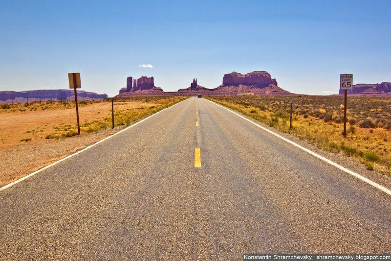 USA Utah Arizona Monuments Valley США Юта Аризона Долина Монументов