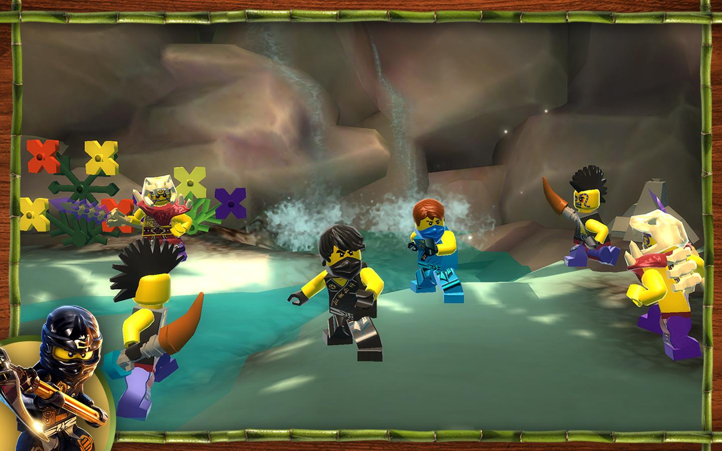 LEGO® Ninjago: Shadow of Ronin- screenshot