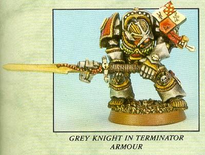 Old School Grey Knight terminator