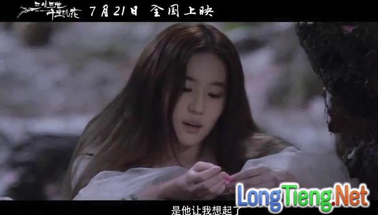 """Sau Dương Mịch, khán giả lại hả hê vì Lưu Diệc Phi """"nhảy Tru Tiên đài"""" - Ảnh 3."""