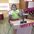 Show and Tell Activity Celebrated at Witty World, Bangur Nagar (2017-18)