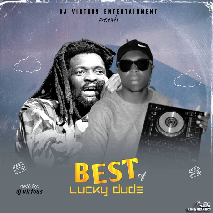 [Mixtape] DJ virtuous - Best Of Lucky Dube