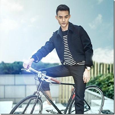 Wang Kai X Grazia 王凱 X 红秀 2015 Dec Issue 07