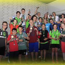 Clubkampioenschappen jeugd 2014