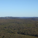 Part of the panoramic view from the Willunga trig point (156490)