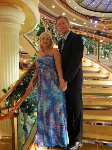 Emerald Princess Cruise Journal - Southern Caribbean Dec ...