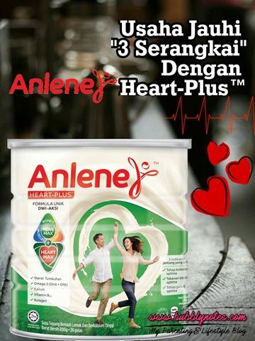 Usaha Jauhi 3 Tinggi Dengan ANLENE Heart-Plus™ (4)