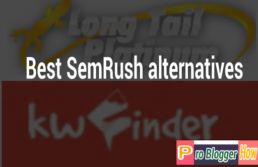 Best SemRush alternatives
