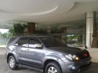 Sewa Mobil Fortuner Bulanan di Jogja