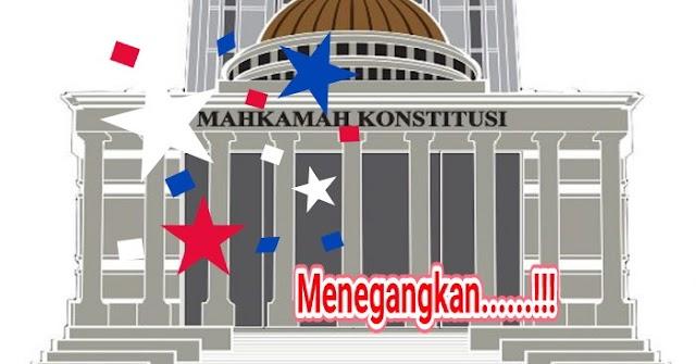 Tegang, Menanti Putusan MK, Besok Sidang Untuk 2BHD Kotabaru