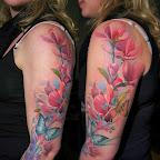 magnolia flowers added by grimmyd dut