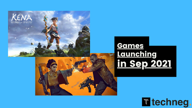 New Games releasing in September 2021 that you should play