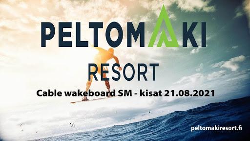 Cable wakeboard SM-kisat 2021 Wake Park Peltomäki 20-23.8.