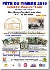 20190309 Conflans-Sainte-Honorine fête du timbre