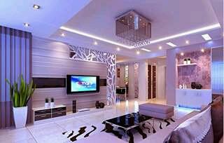 Dekorasi ruang tamu kecil