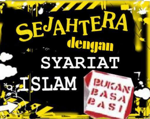 HIDUP SEJAHTERA DALAM SISTEM ISLAM