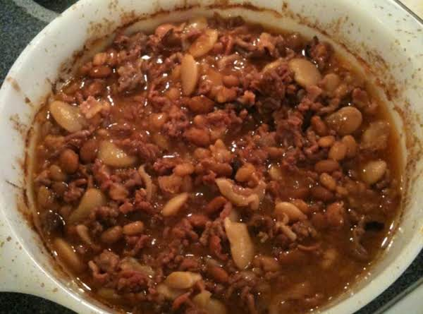 Backyard Baked Beans Recipe