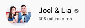 101 canais do YouTube para aprender inglês de graça Joel & Lia