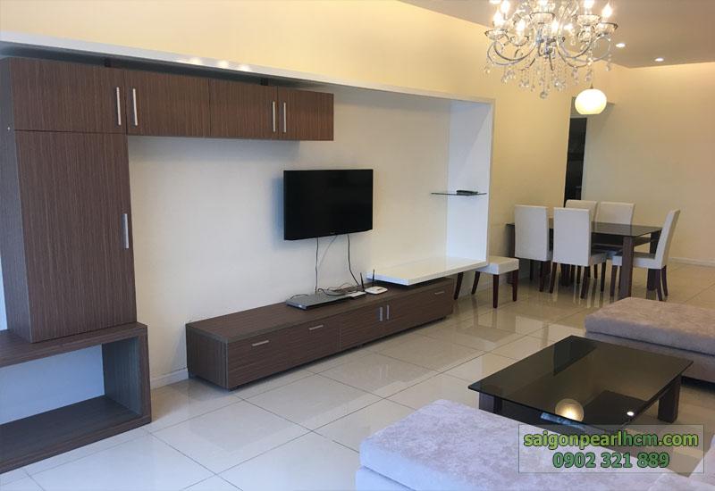 Cho thuê căn hộ Saigon Pearl 3PN