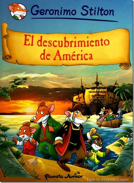 Geronimo Stilton - El Descubrimiento de America - página 1