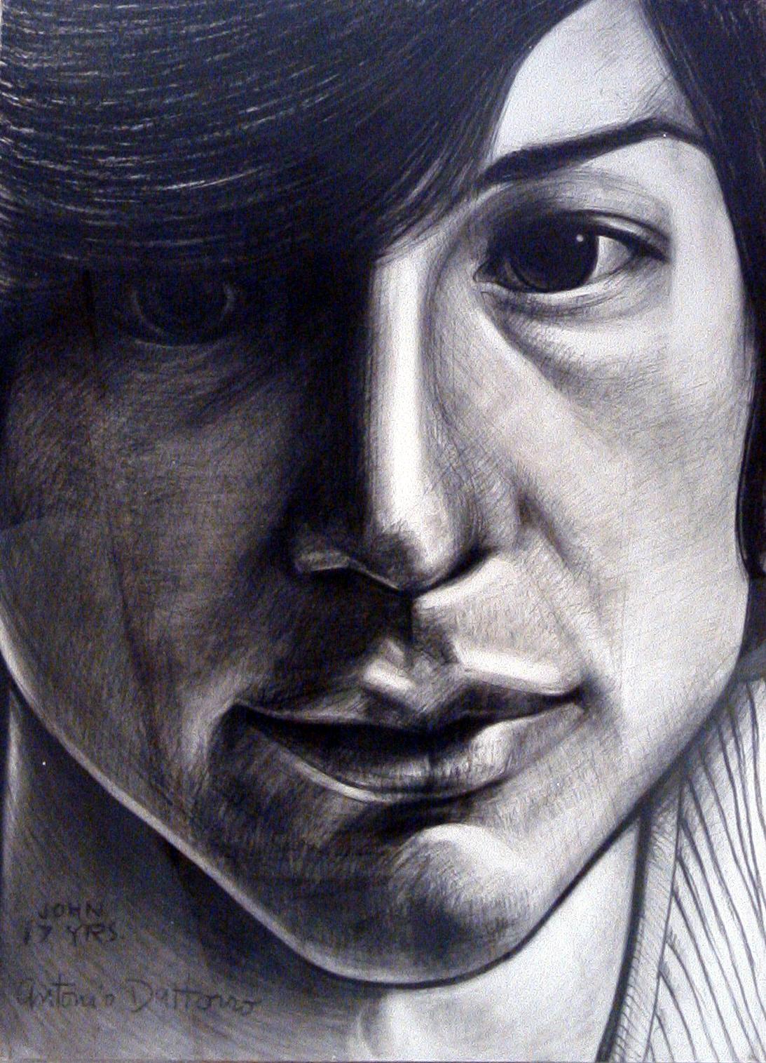 Photo: Portrait of Jon by Antonio Dattorro