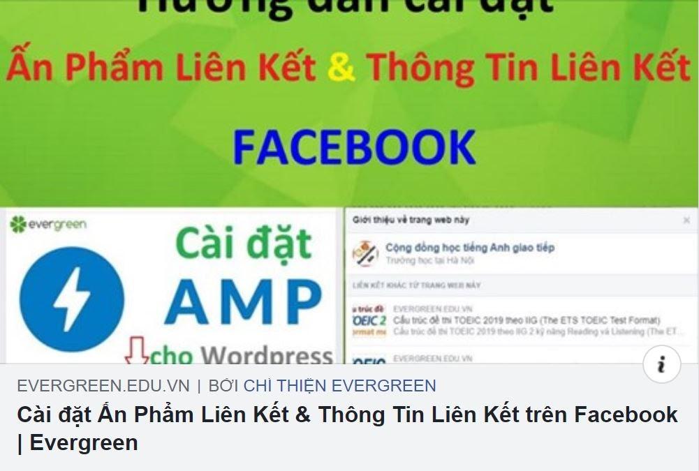 Thay đổi Thông Tin Tác Giả trên Facebook