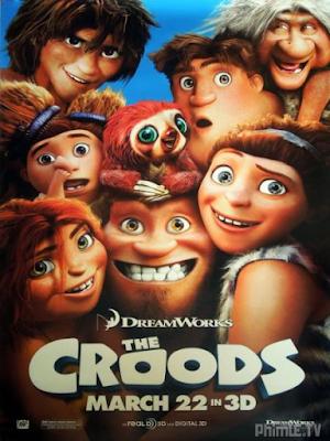 Phim Cuộc Phiêu Lưu Của Nhà Croods - The Croods (2013)