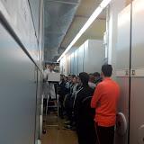 2018-11-16 Els alumnes de Finances i  AD visiten l'Arxiu de Viladecans