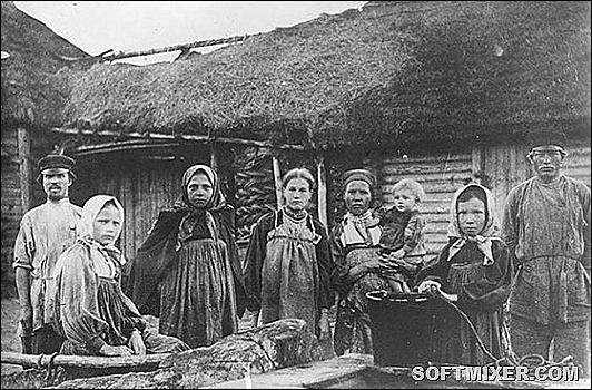 Любопытные факты о жизни и быте русских женщин в деревне конца XIX века
