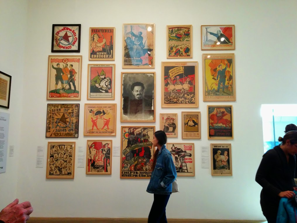 russian revolutionary posters tate modern london