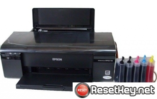 Reset Epson PX659 Waste Ink Counter overflow error
