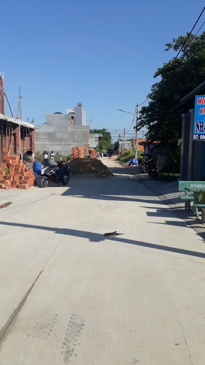 Cần bán lô đất trong khu dân cư An Phú, Thuận An, Bình Dương