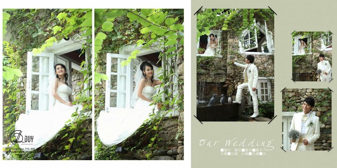 Country House Cafe chụp hình cưới đẹp với phong cách Châu Âu