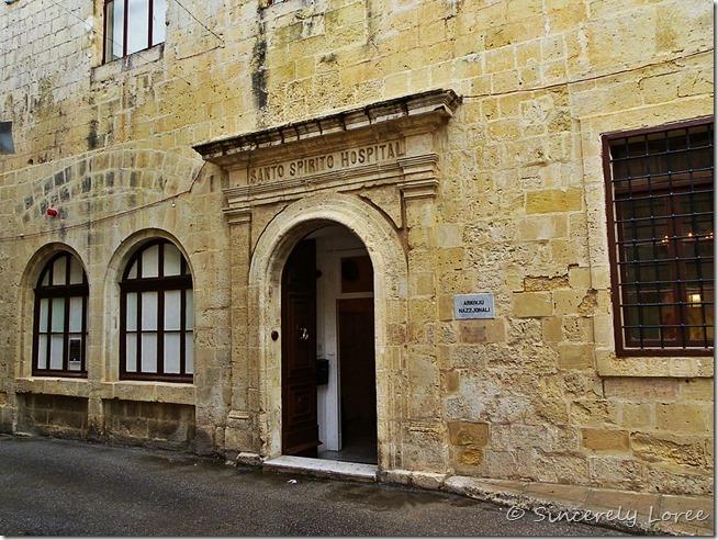 Santo Spirito Hospital Rabat 2