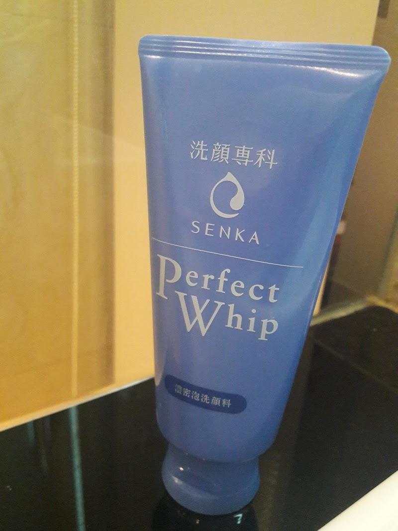 Review : Senka Perfect Whip dan Update Skin Care
