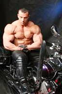 Toys for Big Boys - Men, Muscle and Their Love Toys